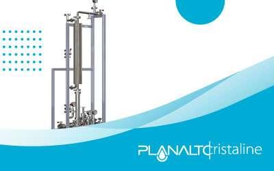 Skid Integrado para Ajustes de Gases PL-3XM